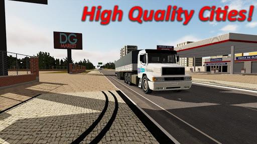 Heavy Truck Simulator mod screenshots 2