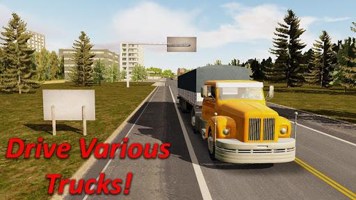 Heavy Truck Simulator mod screenshots 4