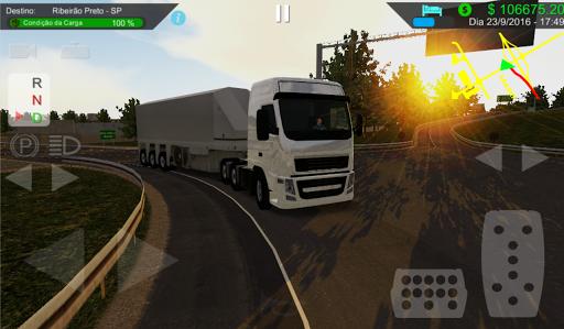 Heavy Truck Simulator mod screenshots 5