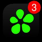 ICQ New Messenger App: Video Calls & Chat Rooms MOD
