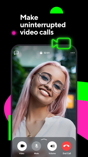 ICQ New Messenger App Video Calls amp Chat Rooms mod screenshots 3