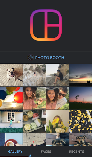 Layout from Instagram Collage mod screenshots 1