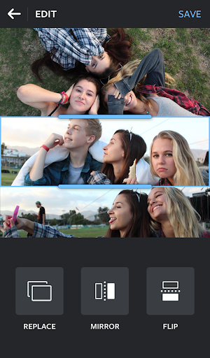 Layout from Instagram Collage mod screenshots 3