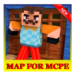 Maps Hello Neighbor for MCPE ★ MOD