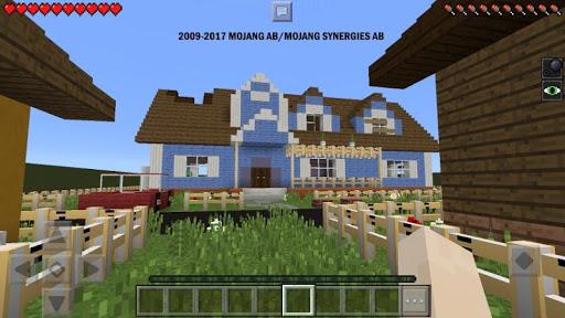 Maps Hello Neighbor for MCPE mod screenshots 3