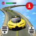 Mega Ramp Car Stunts – Multiplayer Car Games 2021 MOD