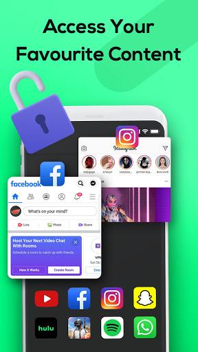 Melon VPN – Unblock Free Wifi Proxy VPN mod screenshots 3