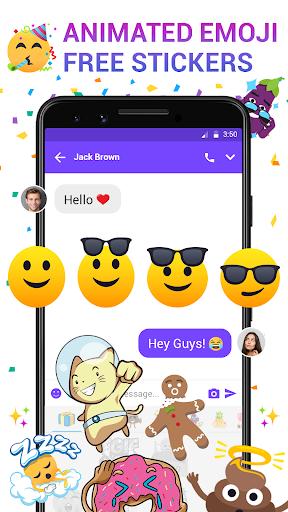 Messenger – Messages Texting Free Messenger SMS mod screenshots 2