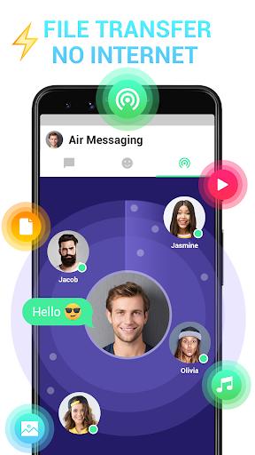 Messenger – Messages Texting Free Messenger SMS mod screenshots 3