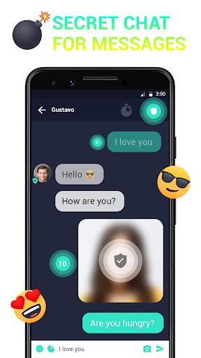 Messenger – Messages Texting Free Messenger SMS mod screenshots 5