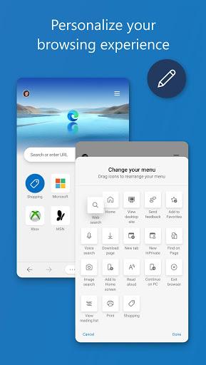 Microsoft Edge Web Browser mod screenshots 5