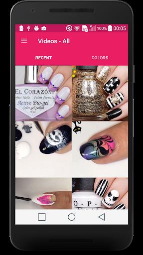 Nail Art Designs – Manicure ideas Nail polish mod screenshots 1