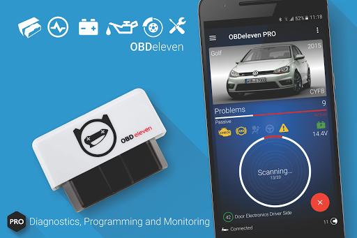 OBDeleven car diagnostics mod screenshots 1
