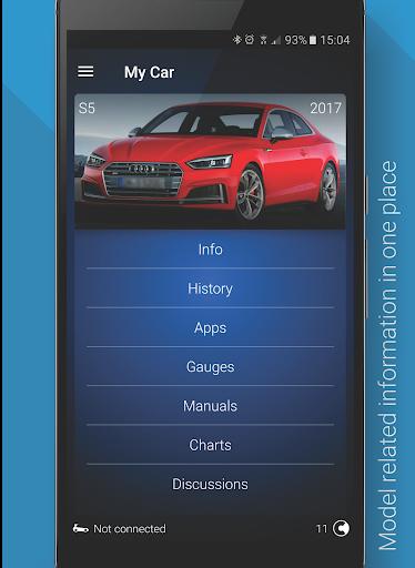 OBDeleven car diagnostics mod screenshots 2