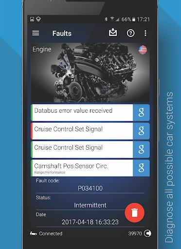 OBDeleven car diagnostics mod screenshots 4