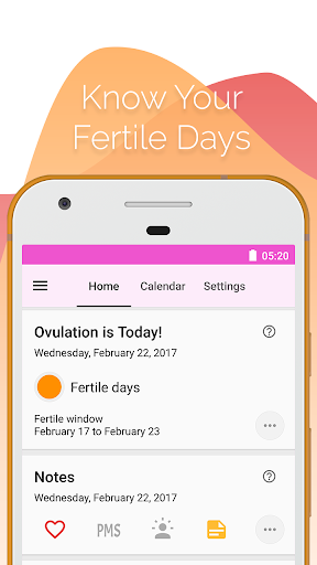 Period and Ovulation Tracker mod screenshots 5