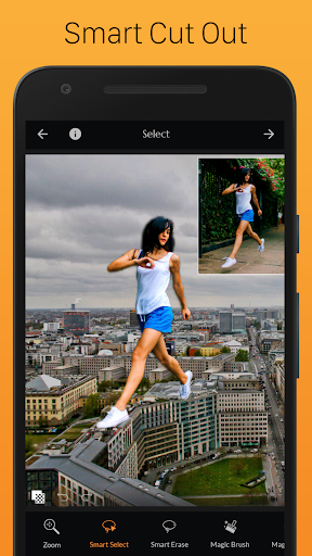 PhotoCut – Background Eraser amp CutOut Photo Editor mod screenshots 2