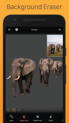 PhotoCut – Background Eraser amp CutOut Photo Editor mod screenshots 3