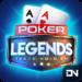 Poker Legends: Free Texas Holdem Poker Tournaments MOD