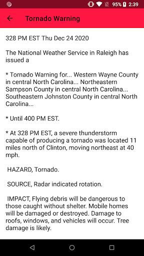 Radar X Weather Radar Alerts Forecast mod screenshots 3