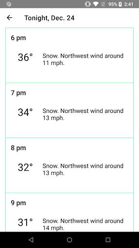 Radar X Weather Radar Alerts Forecast mod screenshots 5