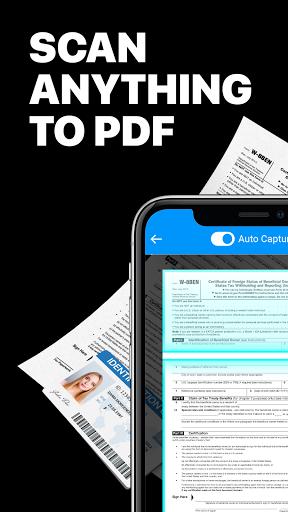 Scanner App To PDF – TapScanner mod screenshots 1