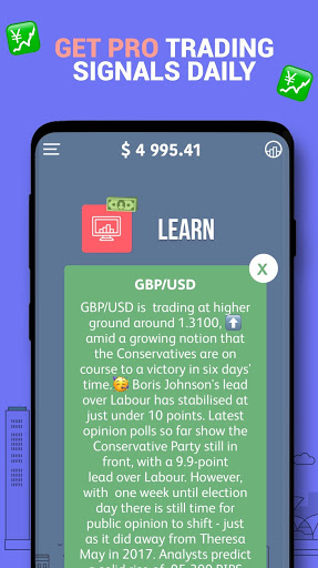 Shares amp Forex Investing simulator – Trading Game mod screenshots 5