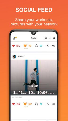 Steps amp fitness tracking mod screenshots 5