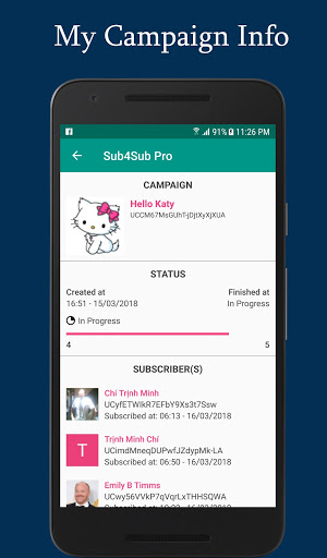 Sub4Sub Pro – View4View – Get Free Views For Video mod screenshots 3