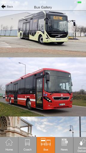 Volvo Bus amp Coach mod screenshots 3