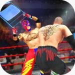 Wrestling Cage Championship : WRESTLING GAMES MOD