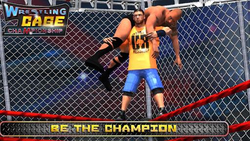 Wrestling Cage Championship WRESTLING GAMES mod screenshots 3