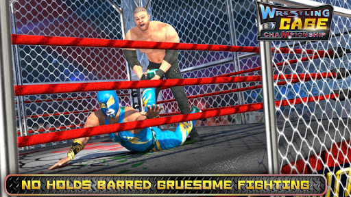 Wrestling Cage Championship WRESTLING GAMES mod screenshots 4