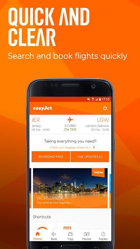 easyJet Travel App mod screenshots 1