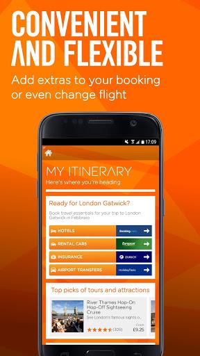 easyJet Travel App mod screenshots 2