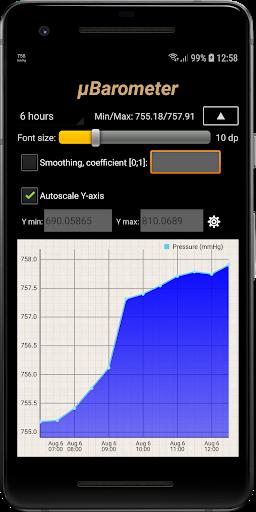 mu Barometer mod screenshots 4
