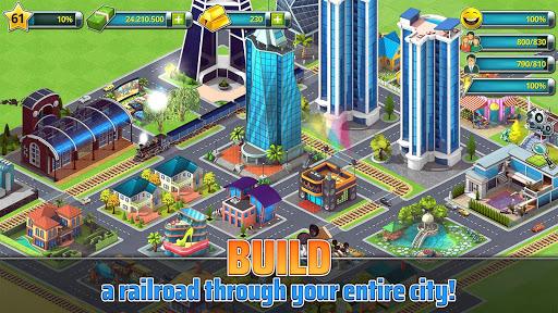 Town Building Games Tropic City Construction Game mod screenshots 3