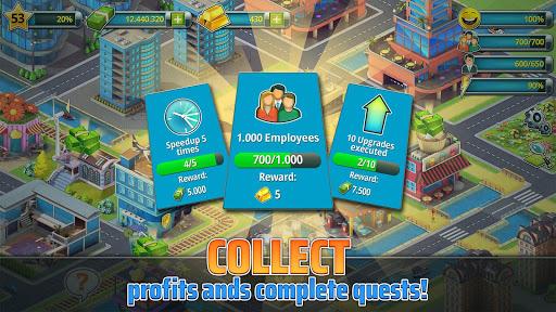 Town Building Games Tropic City Construction Game mod screenshots 5
