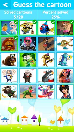 Cartoon Quiz mod screenshots 2