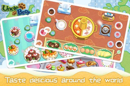 Kids Tea Time Funny Game screenshots 1