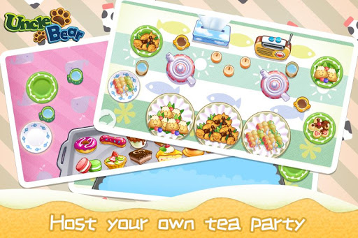 Kids Tea Time Funny Game screenshots 3